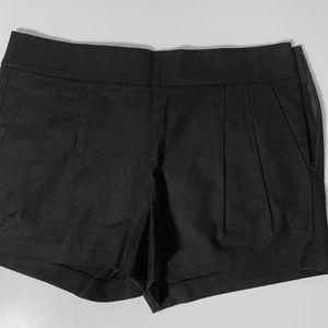 J.Crew Black Dress Shorts